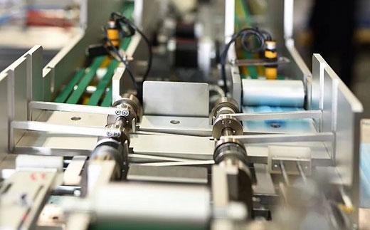 篮球现金下注全自动口罩生产流水线设备产能高自动化程度高稳定性好
